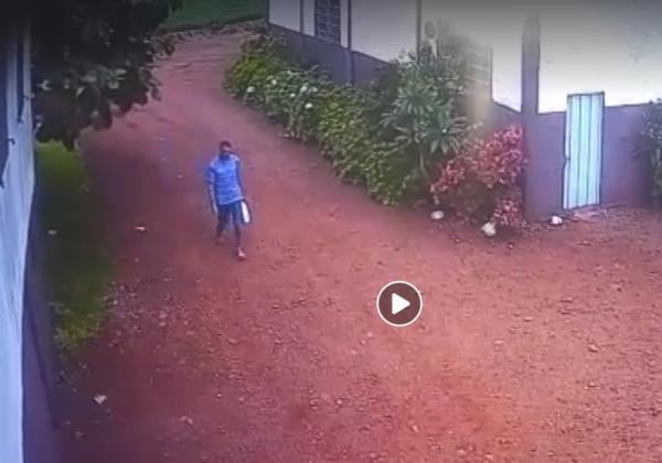 Suspeito de furtos em moradias no interior de Tenente Portela é preso em Alegria