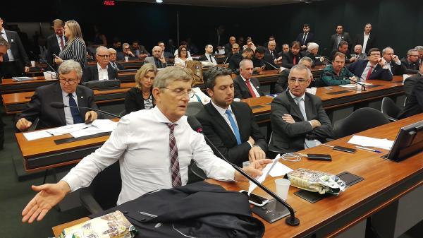 Perondi é escolhido vice-líder do governo Bolsonaro