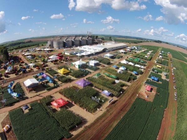 Expo Agro  Cotricampo evidencia a  agricultura familiar em sua 4ª edição
