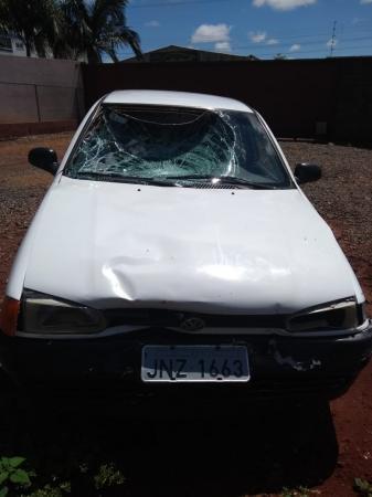 Atropelamento no Centro de Tenente Portela vira notícia nacional e comove portelenses