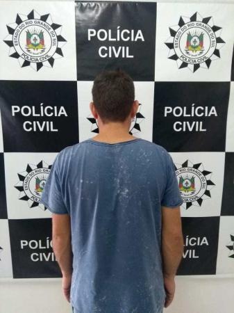 Polícia Civil prende motorista que atropelou catador em Tenente Portela