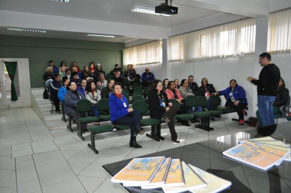 Seminário reitera as atribuições dos Agentes Comunitários de Saúde