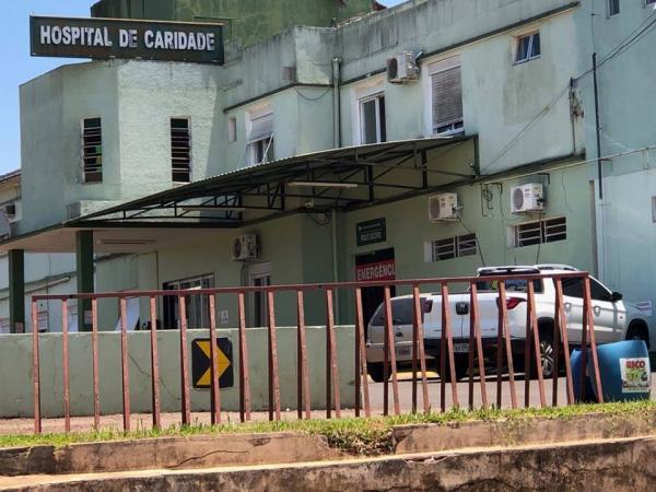 Três Passos: Hospital de Caridade suspende atendimentos de Obstetrícia