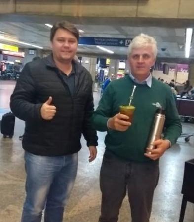 Portelenses integram comitiva da AMZOP que viaja para a China