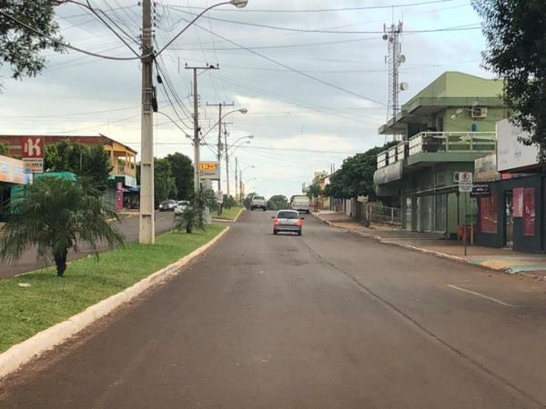 Homem morre após ser baleado em bar no centro de Miraguaí