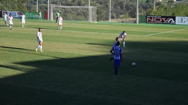 União Frederiquense segue sem vencer na Divisão de Acesso 2019