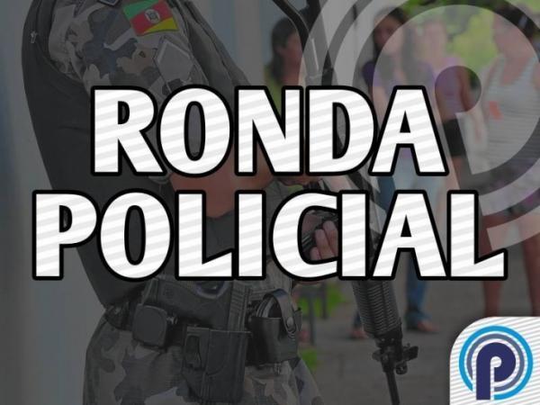 Motorista é detido por porte ilegal de arma de fogo