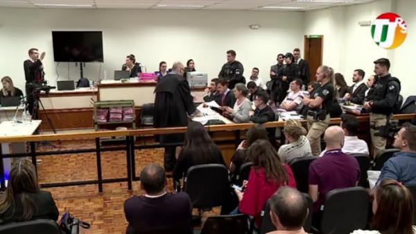 Três acusados prestaram depoimentos nesta quinta-feira