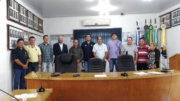 Projeto visa a revitalização da Praça João Goulart em Coronel Bicaco
