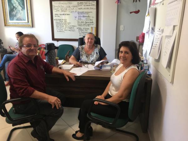 Redentora firma convênio com o Hospital Santo Antônio