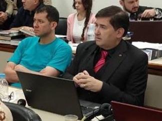 Evandro Wirganovicz segue em regime fechado no presídio estadual de Três Passos