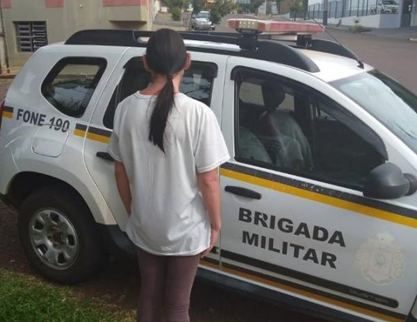 Mulher é presa após tentar ingressar com droga na penitenciária de Três Passos