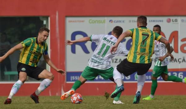 União Frederiquense perde o sétimo jogo na Divisão de Acesso