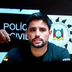 Delegado Roberto Fagundes Audino reassume a DP de Tenente Portela