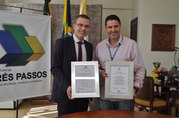 Promotor que atuou no Caso Bernardo recebe Título de Cidadão Honorário