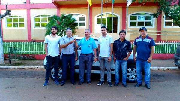 Coronel Bicaco: Secretaria da Saúde ganha veículo e equipamentos