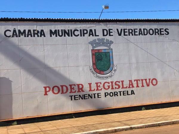 Vereadores de Tenente Portela aprovam aquisição de caminhão de bombeiros