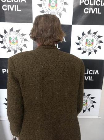 Miraguaí: Cumprimento de mandado resulta na prisão de homem