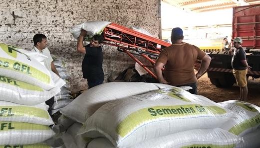 Programa de sementes beneficia produtores rurais de Vista Gaúcha