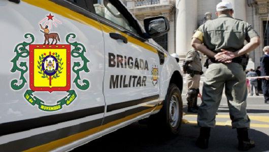Brigada Militar do RS é apontada em pesquisa como a mais honesta do Brasil
