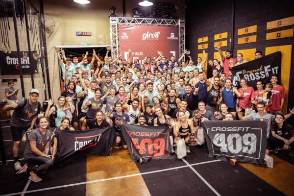 Equipe de Tenente Portela participa de competição CrossFit