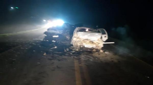 Seis pessoas morrem em grave acidente de trânsito em Soledade