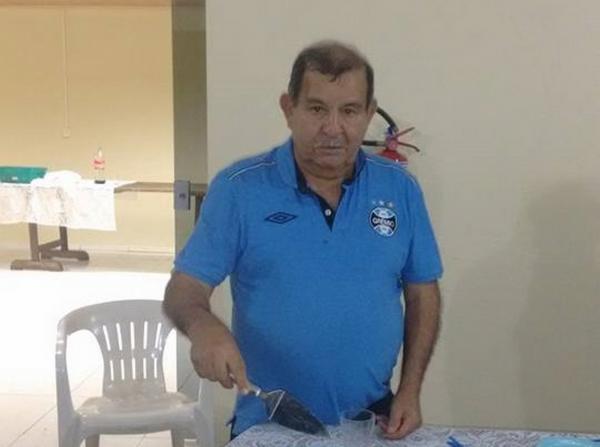 Comunicado de falecimento - Alfredo Alves Dos Santos