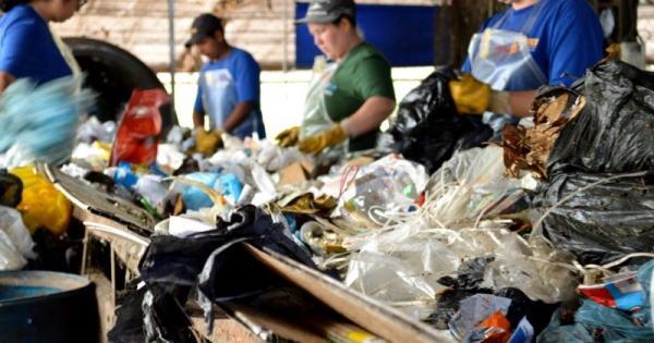 CIGRES promove mudanças no recebimento de lixo