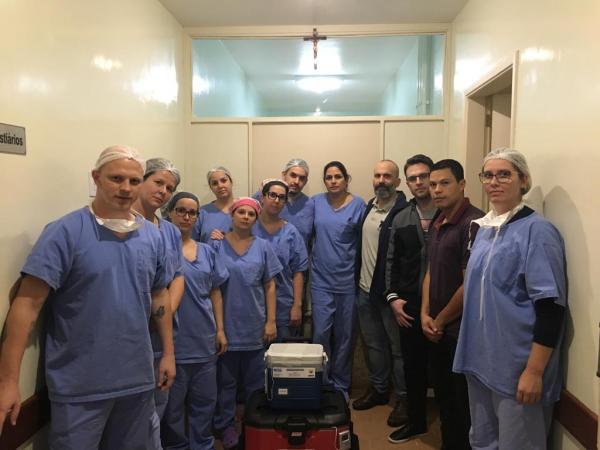 Médicos realizam captação de órgãos de jovem morta pelo namorado em Seberi