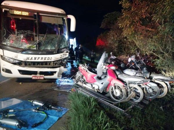 PRF revela detalhes do acidente que matou portelense em SC