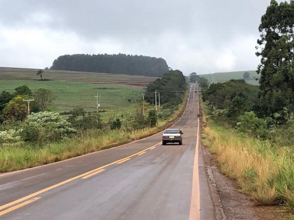 Coronel Bicaco: Vereadores cobram melhorias no trecho entre a cidade e a BR 468