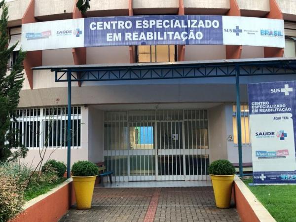 CER do HSA receberá veículo adaptado para pacientes com deficiência