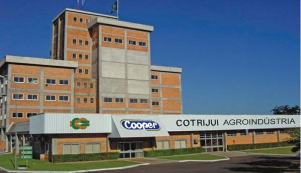 Agroindústria da Cotrijuí será desativada