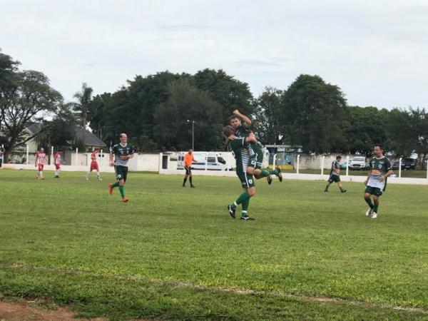 Miraguai de Tenente Portela é o 'dono' da 1ª Copa Região Celeiro