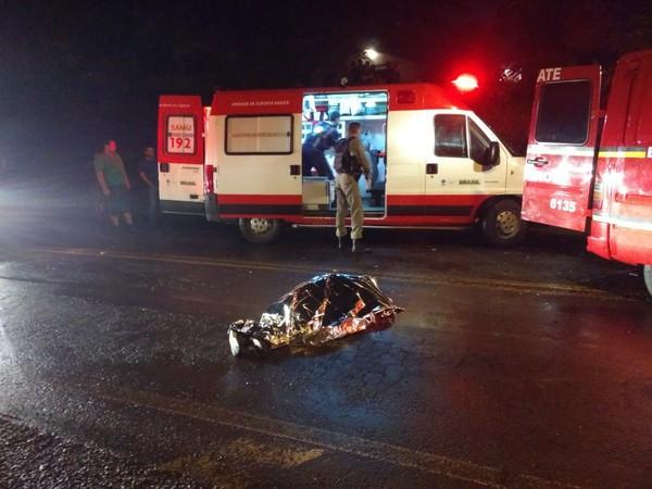 Casal é morto a tiros em Frederico Westphalen