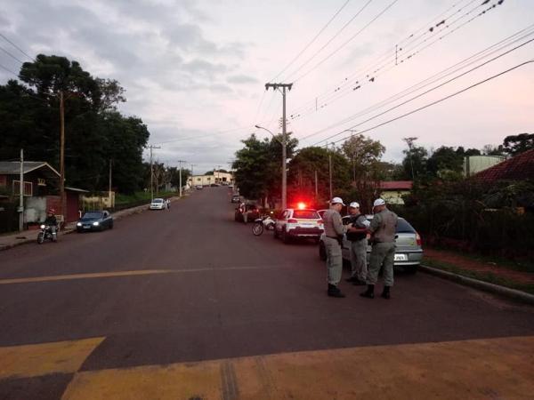 Operação Avante fiscaliza pessoas e veículos em oito cidades da Região Celeiro