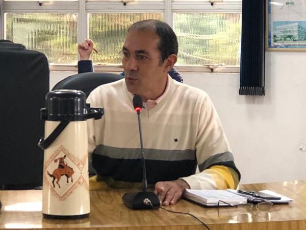 Vereador diz que proposta para proibir fogos de artificio segue pedido dos eleitores