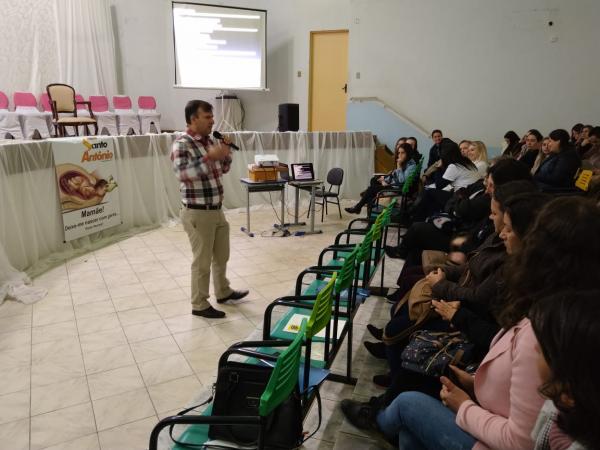 HSA promove Seminário de Pré-Natal