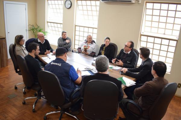 SETREM apresenta proposta para ofertar cursos em Tenente Portela