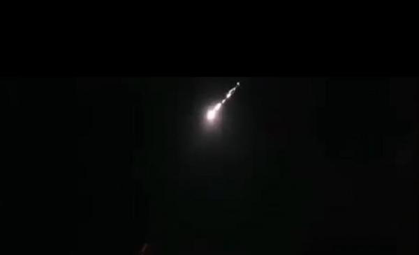 Tribuna Popular: Especialista diz que meteoro visto no estado saiu do Paraguai