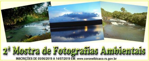 Coronel Bicaco lança a II Mostra de Fotografias Ambientais