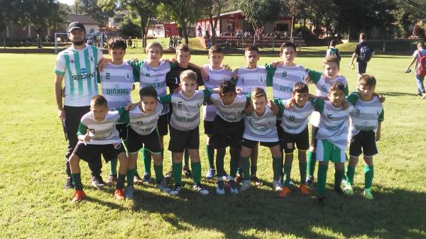 CER Miraguai joga neste final de semana pela Copa Craques