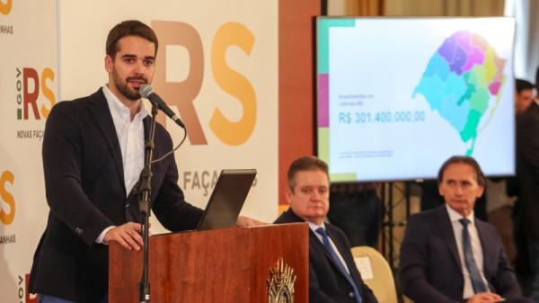 Governo do RS anuncia R$ 301 milhões para conservação e recuperação de estradas