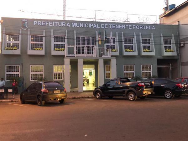 Tenente Portela: Gabinete do prefeito consome mais dinheiro que Indústria, Comércio e Turismo