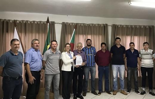 Financiamento garantirá novas pavimentações asfálticas na cidade de Vista Gaúcha
