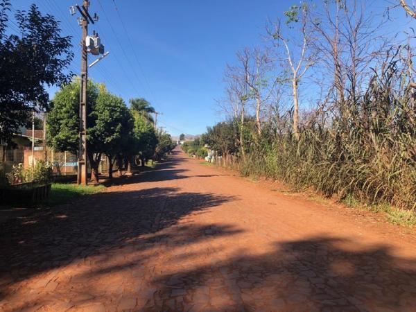 Cel. Bicaco: Edil quer agilizar troca da tubulação de água em rua que receberá asfalto