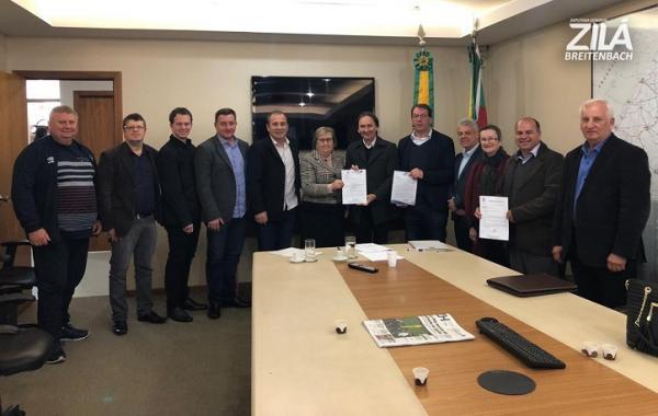Lideranças solicitam melhorias para diversas rodovias da Região Celeiro