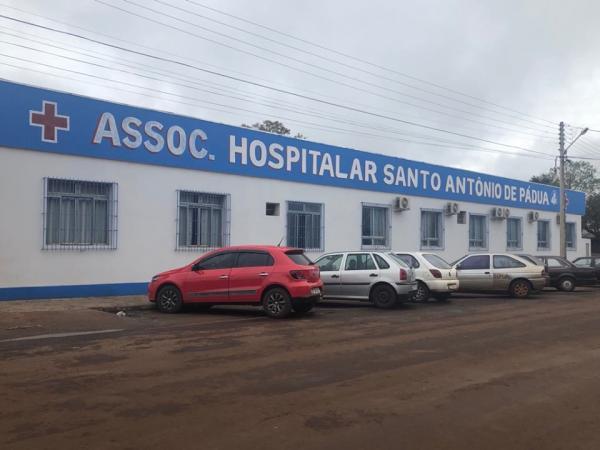 Legislativo de Coronel Bicaco aprova repasse financeiro ao hospital