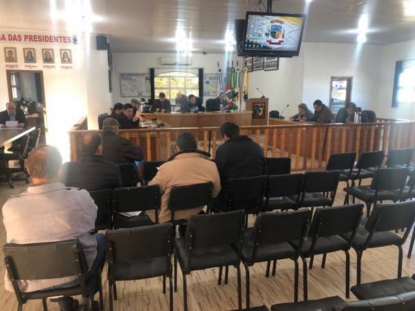 Coronel Bicaco: Câmara de Vereadores aprova proposições