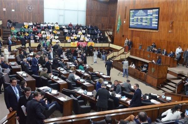 Deputados estaduais aprovam proposta da LDO de 2020